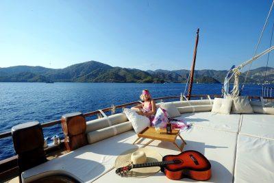 Аренда яхты в Мармарисе