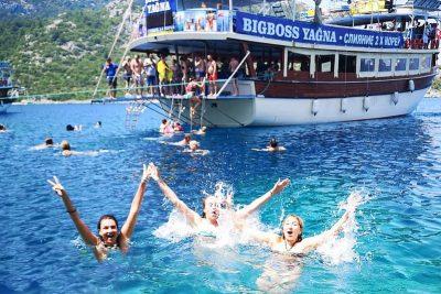 Экскурсия Слияние Двух Морей | Bigboss