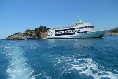 Экскурсия Дальян на Корабле | Экскурсия Дальян из Мармариса
