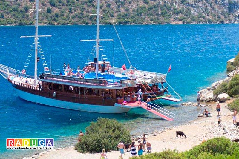 Эгейские острова экскурсия из Мармариса и Ичмелера