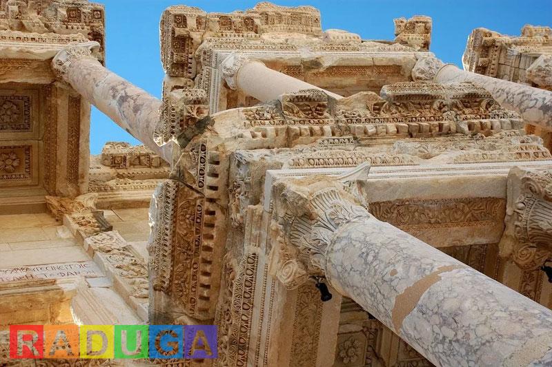 2-х дневная экскурсия Эфес и Памуккале из Бодрума