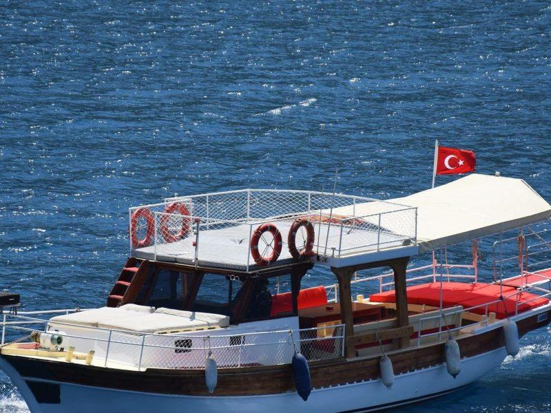 Аренда яхт в Мармарисе | Индивидуальная Яхта из Мармариса
